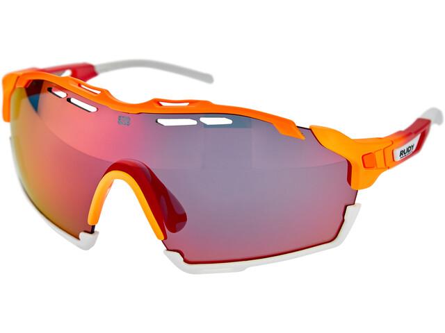 Rudy Project Cutline Gafas, naranja/rosa